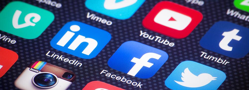 5. utilize redes sociais